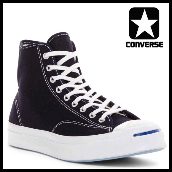 7f51ded9aee CONVERSE JACK PURCELL CHUCK TAYLOR HIGH TOPS